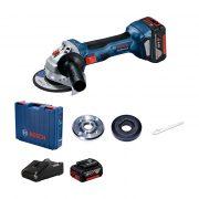 Bosch aku brusilica GWS 180Li 1x4.0Ah 0.601.9H9.025